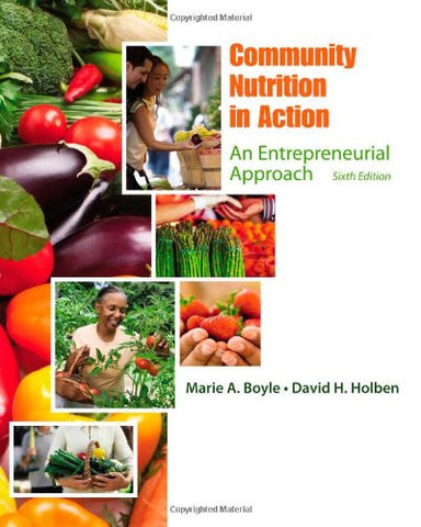 Community Nutrition in Action: An Entrepreneurial Approach