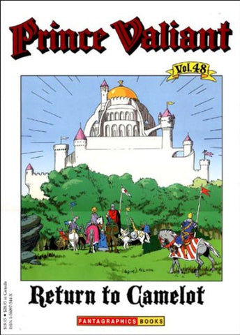 Prince Valiant, Vol. 48: Return to Camelot