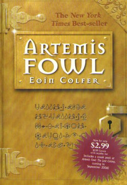 Artemis Fowl Book 1 (Promotional Edition)
