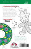 Color Christmas Coloring Book: Perfectly Portable Pages (On-The-Go Coloring Book)