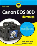 Canon EOS 80D For Dummies (For Dummies (Lifestyle))