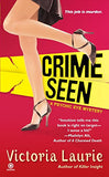 Crime Seen (Psychic Eye Mysteries, Book 5)