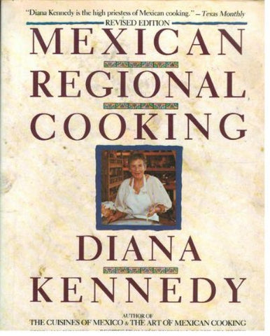 Mexican Regional Cooking