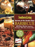 Southern Living: Secrets of the South's Best Barbecue: 645 Great Recipes! Appetizers, Beverages, BBQ, Sides, Sweets & More