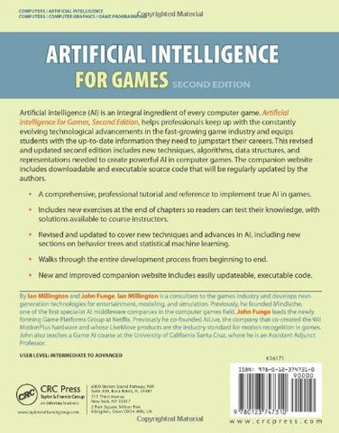 Artificial Intelligence for Games