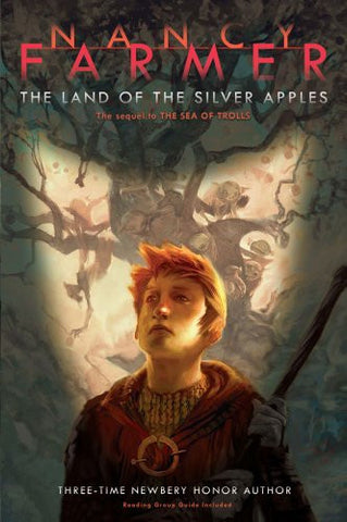 The Land of the Silver Apples (The Sea of Trolls Trilogy)