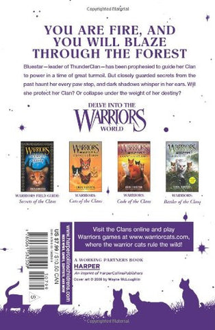 Warriors Super Edition: Bluestar's Prophecy - Paperback / Used