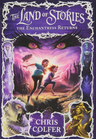 The Enchantress Returns (The Land of Stories)