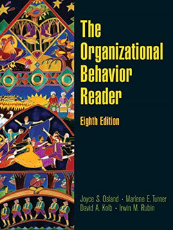 The Organizational Behavior Reader (8th Edition)