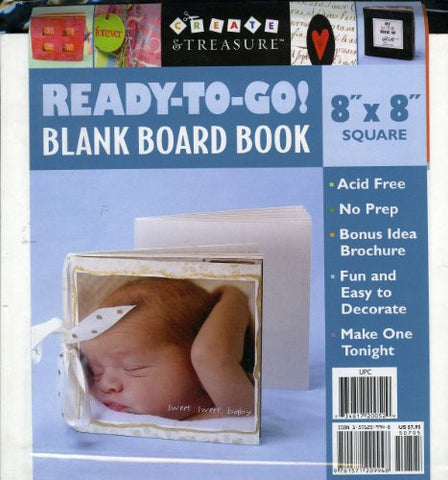 Ready-to-Go! BBB 8 x 8 (Create & Treasure (C&T Publishing))