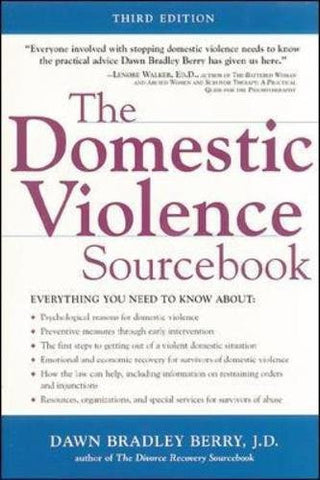 Domestic Violence Sourcebook, The