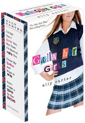 Gallagher Girls 3-book pbk boxed set