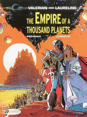 The Empire of a Thousand Planets (Valerian)