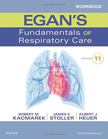 Workbook for Egan's Fundamentals of Respiratory Care, 11e (Pacific-Basin Capital Markets Research)