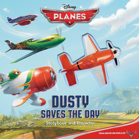 Disney Planes Dusty Saves the Day!: Storybook & Projector (Movie Theater)