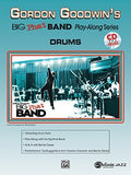 Gordon Goodwin Big Phat Play Along: Drums (Book & CD)