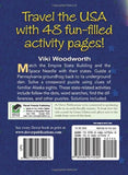 The 50 States: Facts & Fun (Dover Little Activity Books)