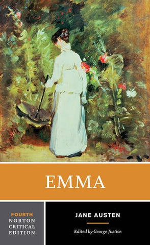 Emma (Fourth Edition)  (Norton Critical Editions)