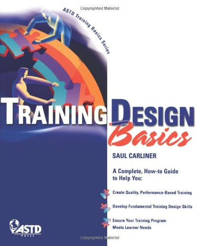 Training Design Basics
