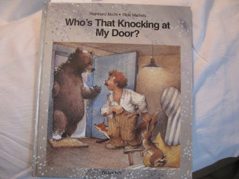 Who's That Knocking at My Door?: A Story in Verse (English and German Edition)