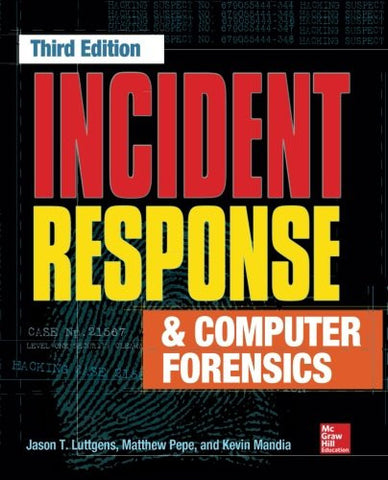 Incident Response & Computer Forensics, Third Edition (Networking & Comm - OMG)