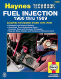 Haynes Fuel Injection Diagnostic Manual, 1986-1999: Complete Fuel Injection Trouble Code Charts (Haynes Techbook)