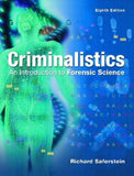 Criminalistics: An Introduction to Forensic Science (College Version) (8th Edition)