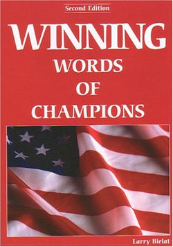 Winning Words of Champions