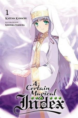 A Certain Magical Index, Vol. 1 - light novel