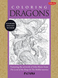 Coloring Dragons: Featuring the artwork of John Howe from The Lord of the Rings & The Hobbit movies (PicturaTM)
