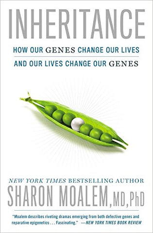 Inheritance: How Our Genes Change Our Lives-and Our Lives Change Our Genes