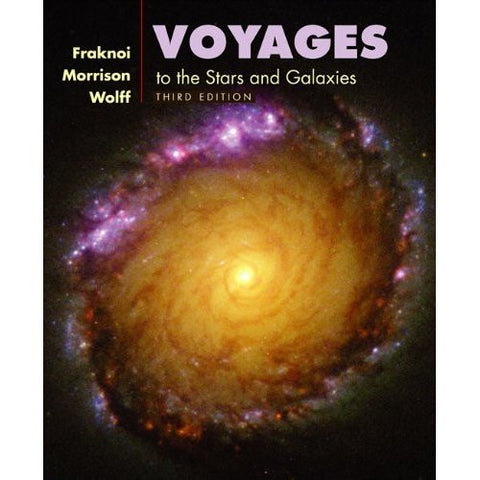 Voyages to the Stars and Galaxies, Media Update (with CD-ROM, Virtual Astronomy Labs, and AceAstronomy™)