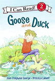 Goose and Duck (I Can Read Level 2)