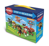 Paw Patrol Phonics Box Set (PAW Patrol) (Step into Reading)