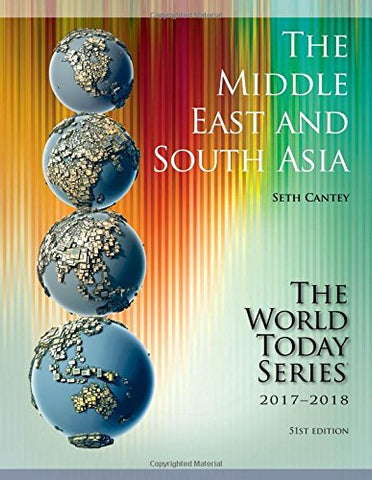 The Middle East and South Asia 2017-2018 (World Today (Stryker))