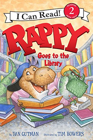 Rappy Goes to the Library (I Can Read Level 2)