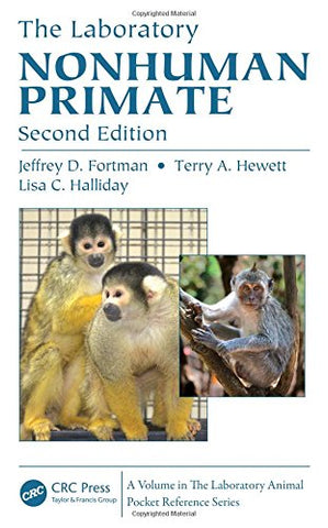 The Laboratory Nonhuman Primate, Second Edition (Laboratory Animal Pocket Reference) (Volume 8)