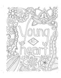 Zendoodle Coloring: Uplifting Inspirations: Quotable Sayings to Color and Display