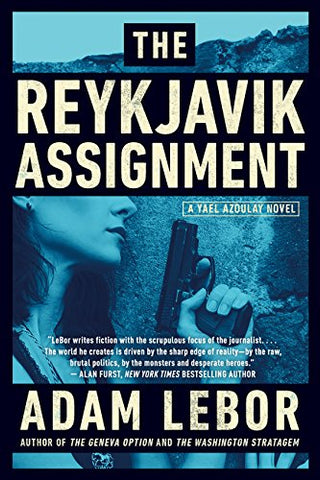 The Reykjavik Assignment: A Yael Azoulay Novel (Yael Azoulay Series)