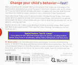 Have a New Kid by Friday: How to Change Your Child's Attitude, Behavior & Character in 5 Days (4 CD Set)