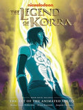 The Legend of Korra: Balance (The Art of the Animated)