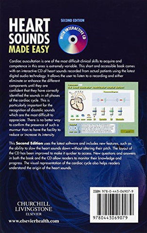 Heart Sounds Made Easy with CD-ROM, 2e
