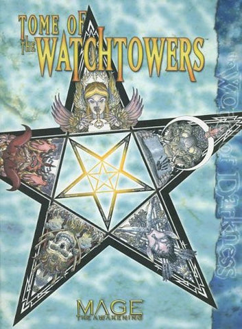 Mage Tome of Watchtowers