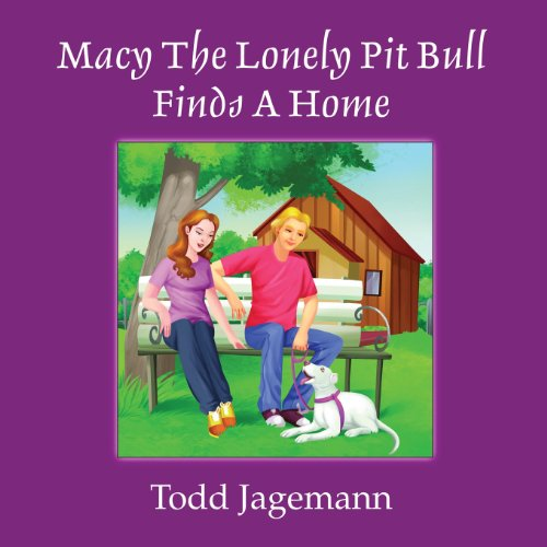 Macy the Lonely Pit Bull Finds a Home