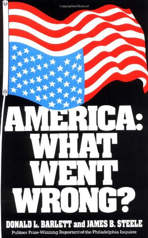America: What Went Wrong?