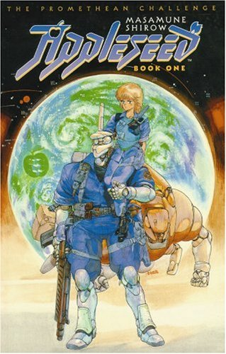 Appleseed: The Promethean Challenge (Volume 1)