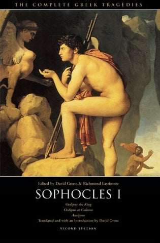 The Complete Greek Tragedies: Sophocles I