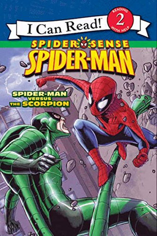 Spider-Man: Spider-Man versus the Scorpion (I Can Read! Spider Sense Spider-Man: Level 2)