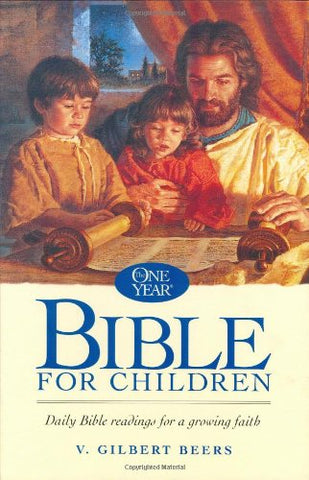 The One Year Bible for Children (Tyndale Kids)
