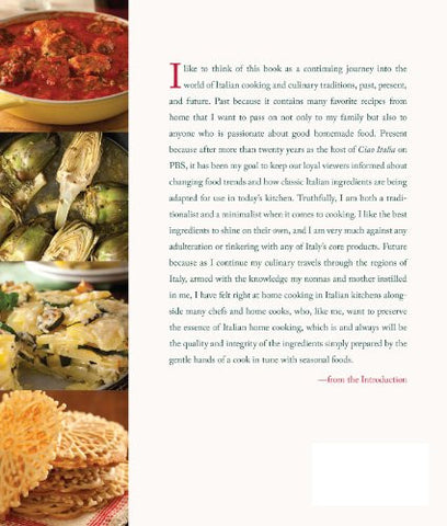 Ciao Italia Family Classics: More than 200 Treasured Recipes from Three Generations of Italian Cooks